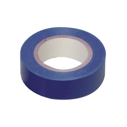 Изолента 0,13х15 мм син. 20м ИЕК - 1
