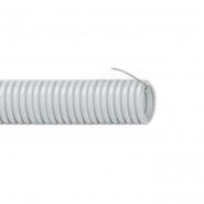 Гофротруба ПВХ d63 с зондом (15м/бух)