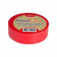 Изолента красная 0,11мм х 18мм 18м АСКО ECO