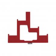 Изолятор ступенчатый ИС4-25 / 1-15 4хМ6; 1хМ5 силовой с болтом ИЕК