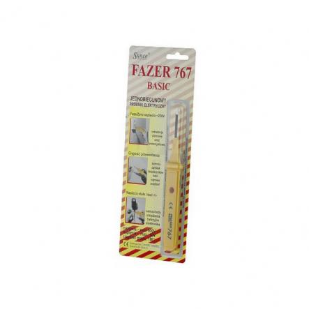 Индикатор электромонт., 3-500 V (FAZER767) Китай - 1