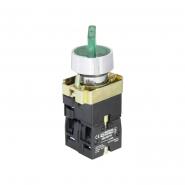 Кнопка поворотная 2-позиционная с подсветкой ХВ2-ВК2365 АСКО-УКРЕМ