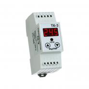 Терморегулятор DigiTop ТК-3 (одноканальный) -50+125 10А