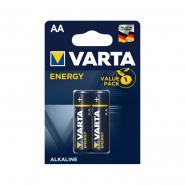 Батарейка VARTA Energy AA BLI 2