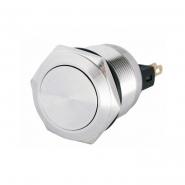 Кнопка металлическая 22мм 1NO+1NC TYJ 22-211 АСКО-УКРЕМ