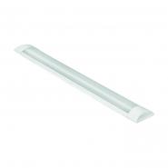Светильник мебельный DELUX FLF LED 10 светодиодов 30*0.06W серебро
