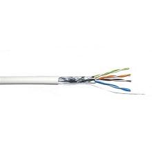 Провода для компьютерных сетей экранированный наружный КВПЭП (100) 4х2х0,5 (F/UTP cat.5E) - 1
