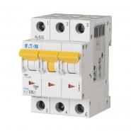 Автоматический выключатель  PL7- C 25/3 EATON