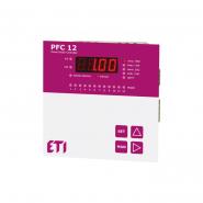Регулятор реактивной мощности ETI 12 ступеней,144х144, PFC-12RS 4656907