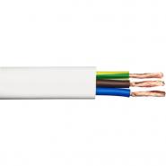 Провод соединительный ПВС 3х2,5 плоский Турция