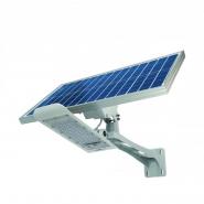 Фонарь LED уличный автономный VIDEX  30W 5000K+ солнечная батарея