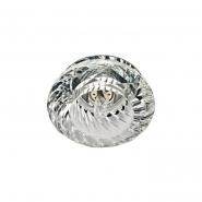 Светильник точечный JCD9 35W прозрачный/хром