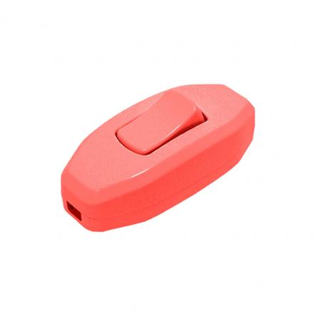 Выключатель на бра красный DE-PA - 1