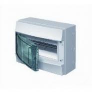 Щит настенный ABB Mistral 12 модулей прозрачная дверь IP65