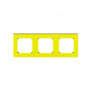 Рамка 3-я желтый