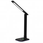Настольная лампа LEDium RAINBOW 9W 50Hz 550LM 2700-6500K  AC100-240V чёрная