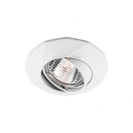 Светильник точечный DL6021 MR-16 белый поворотный - 1