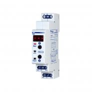Реле времени Novatek-Electro  РЕВ-114 1 мод. с индикацией