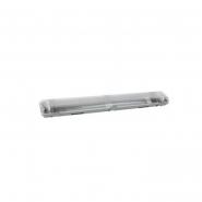 Светильник PROFIX-60D 2*9 LED 600мм без ламп