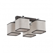 Люста TK-lighting TONI*4 PLAFON