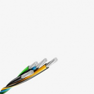 Провода самонесущие с изоляцией из полиэтилена СИП-4т 4х120