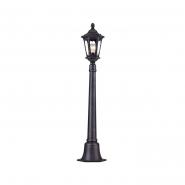 Уличный столб черный 1*100W E27 1084*203mm