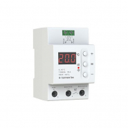 Терморегулятор TERNEO  terneo bx DIn-рейка недельный програматор Wi-Fi для теплого пола