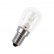 Лампа OSRAM с повышенной теплоустойчивостью SPC T26/57 CL 15W 230 E14