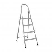 """Лестница-стремянка метал. """"ИТАЛИЯ"""" 4 ступеней .h=870мм ,max 150кг"""