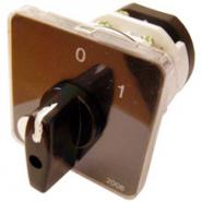 Переключатель пакетный ПКП Е-9 40А/1,822(0-1) 2 полюса АСКО-УКРЕМ