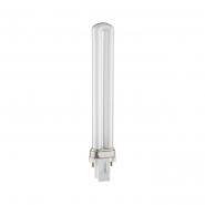 Лампа компактная люминесцентная Delux PL TUBE PL 9W G23 6400К