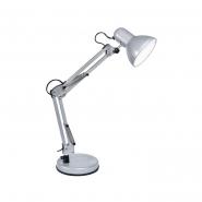 Настольная лампа DELUX_TF-07_E27 серебристый