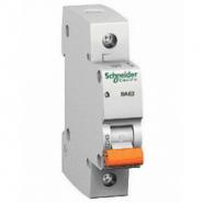 Автоматический  выключатель Schneider Electric ВА 63 1п 25А