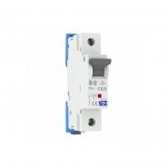 Автоматический выключатель СЕЗ PR 61 C 6А 1р