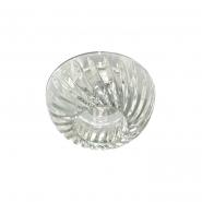 Светильник точечный Feron JD97 JCD9 прозрачный хром