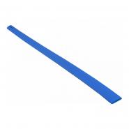 Трубка термоусадочная д.15 синяя с клеевым шаром АСКО
