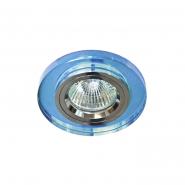 Светильник точечный Feron  MR-16 G5.3 50W 7-мультиколор-серебро