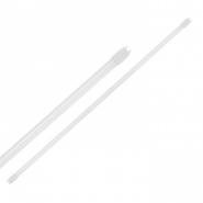 Лампа светодиодная LB-246 Т8 glass 9W 230V  750LM 6400K G13 Feron