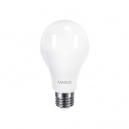 Лампа LED A55 8W 4100K 220V E27