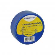 Изолента 0,13мм*19мм 15м синяя  АСКО