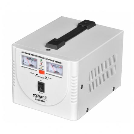 Стабилизатор напряжения PS93010R STURM - 1