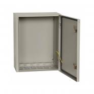 Корпус металлический ЩМП -3-0 74 IP-54  650*500*220  щит с монтажнтажной панелью