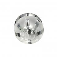 Светильник точечный Feron C1034L G9 прозрачный хром