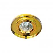 Светильник точечный Feron 8060-2   золото