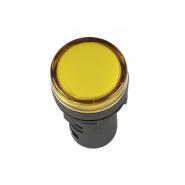 Светосигнальный индикатор IEK AD16DS (LED) матрица d16мм желтый 36В AC/DC