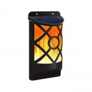 Уличный светильник VARGO 3W Пламя с датчиком  день/ночь