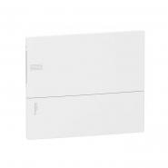 Щит распределительный врезной Schneider Electric Mini Pragma на 12 модулей Белая дверь