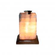 Светильник соляной Зебра арома