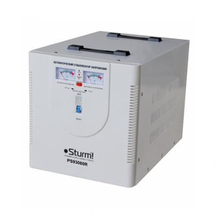 Стабилизатор напряжения PS93080R STURM - 1