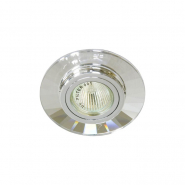 Светильник точечный Feron MR-11 35W серебро